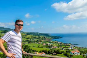 Azorean Maritime Heritage Society Board Member Ryan Dwelly