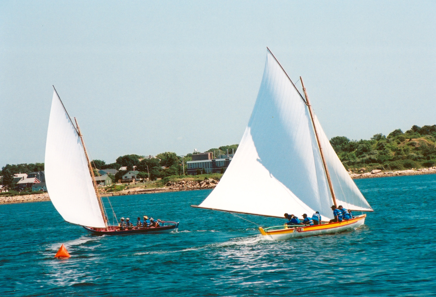 International Azorean Whaleboat Regatta in New Bedford