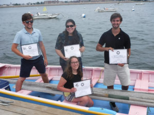 Azorean Maritime Heritage Society 2017 scholarship recipients